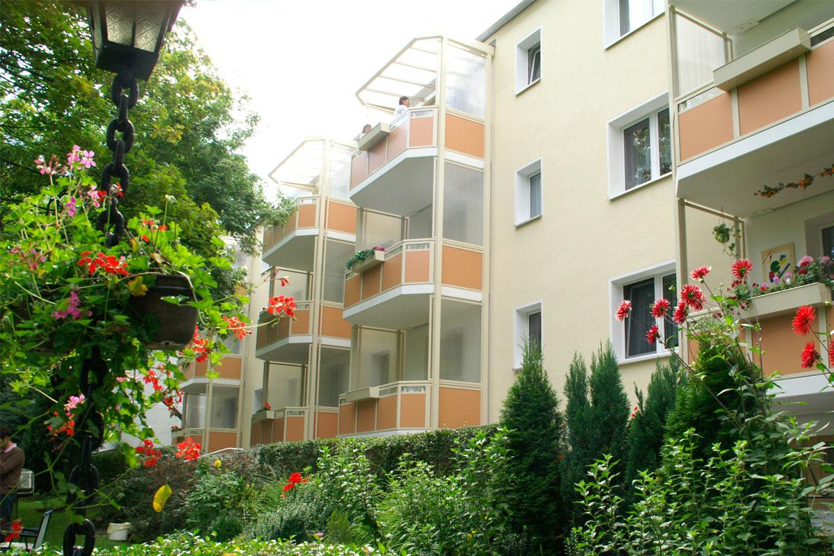 Gästewohnung Moskauer Straße